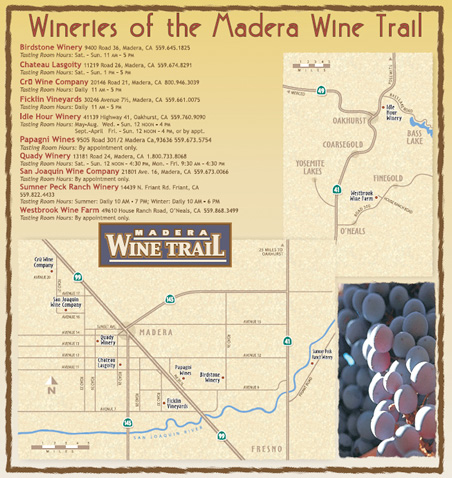 Madera-wine-trail-map