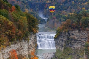 New-York-Middle-Falls-At-Letchworth-State-Park